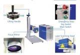 macchina del Engraver della marcatura del laser della fibra di 20W 30W per il prodotto del materiale del metallo