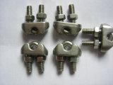 Clips de câble métallique du calage DIN741