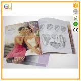 安い価格のフルカラーカタログまたはマガジン印刷の工場