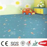 최신 판매 유치원 학교 Hh88를 위한 다채로운 Anti-Slip 비독성 비닐 지면 PVC 마루 롤