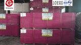 Tarjeta incombustible libre del MGO de Shenggang Asbesto