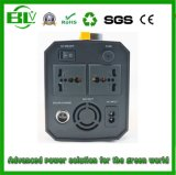 Reserve Macht UPS van 80ah het Pak van de Batterij van het Lithium voor 5V/12V Elektronisch met het Geval van Nice