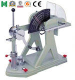 Machine de test de poinçon pour le carton de Carboard