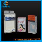 Empaquetado cosmético Japón de la impresión plástica cosmética de la pantalla de Customing