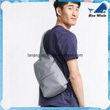 교차하는 바디 휴대용 퍼스널 컴퓨터 메신저 어깨에 매는 가방 세척된 화포 남자 핸드백