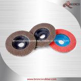Disco Flap ceramica con fibra di vetro Backup