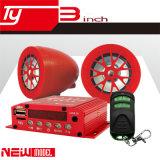 Motorfiets MP3 Ringtones met Systeem van het Alarm 611