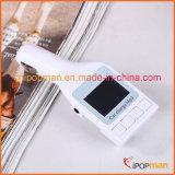 Transmissor a pilhas do vídeo do transmissor da freqüência ultraelevada do transmissor do amplificador FM