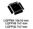 IC Circuito Integrado de Armado Avançado Armado de 32-bit Stm32f051r8t6