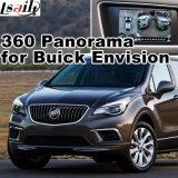 A relação da vista traseira & do panorama 360 para a enclave de Buick prevê o Lacrosse régio Verano do encore com a tela do molde da entrada de sinal do sistema de multimédios Lvds do GM RGB
