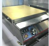 Gas-Backen-Kuchen-Maschinen-Brot-Maschine mit goldener Oberfläche