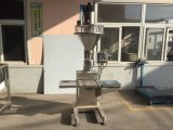 Remplissage volumétrique semi automatique de foreuse de lait de soja 10-5000g