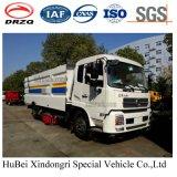 7cbm Dongfengの乾式の道掃除人の洗浄トラック