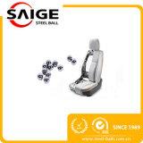 Bola de acero inoxidable de la fabricación G100 de China para el rodamiento (1mm-40m m)