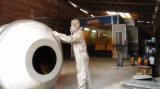 Bomba concreta portátil com misturador 450L do cilindro para a venda