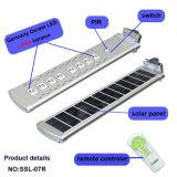 공장 가로등 원격 제어를 가진 태양 도로 통로 램프의 최신 판매 비용