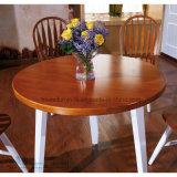 Form-hölzerner runder Tisch für Kaffee (HW-8081T)