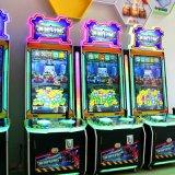 Máquina de juego de fichas vendedora caliente de arcada de la máquina de juego de la lotería