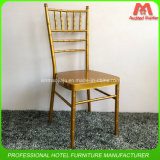 مصنع رخيصة سعر [وهولسل] فولاذ معدن ذهبيّة [شفري] عرس كرسي تثبيت