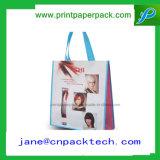 La manera cosmética empaqueta pelucas de los bolsos y el bolso del regalo del papel de producto de pelo