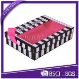Por encargo de la impresión de cartón caja de zapatos de papel de embalaje