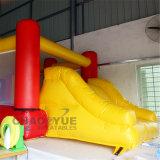 castillo de salto inflable modificado para requisitos particulares al aire libre de los 5X4m con el ventilador del Ce