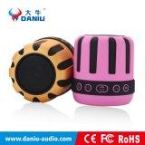 Bluetoothの小型無線スピーカーの深い低音の携帯用アルミニウムスピーカー(DS-715)