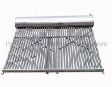 ステンレス鋼の低圧真空管の太陽水暖房装置