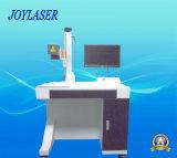 Máquina del grabador del laser de la fibra para el acero inoxidable de aluminio plástico
