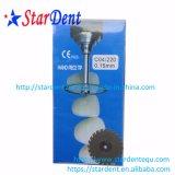 Disque dentaire de diamant de laboratoire/disque découpage de diamant/instrument dentaire de diamant