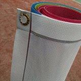 Изготовленный на заказ знамя сетки с отверстиями Grommets для вися знамени загородки
