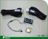 Pista magnética del programa de lectura del profesional Bt009 Bluetooth Msr009 3m m con las tarjetas magnéticas de Freeblank