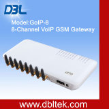 Gateway GoIP-8 di 8-Port VoIP GSM