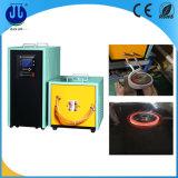 Cobre de alta frecuencia de la calefacción de inducción/equipo de fusión 80kw del oro/del aluminio