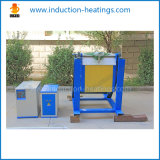 Horno de aluminio industrial del derretimiento del lingote del horno de inducción para la venta