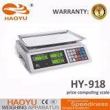 Escala eletrônica das escalas do preço de Haoyu Digital