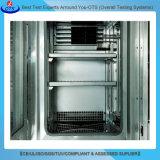 Compartimiento de la prueba ambiental del equipo del prueba de laboratorio con humedad de la temperatura