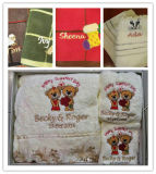 Schiffli 4 de HoofdMachine van het Borduurwerk voor het Vlakke Borduurwerk van de T-shirt van de Hoed