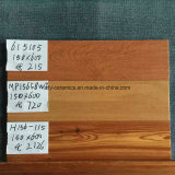 Плитки настила строительного материала деревянные поверхностные