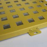 Produits professionnels Feuille métallique perforée en aluminium / Métal perforé en acier inoxydable