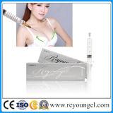 Injection acide de Hyaluronate de fesses d'hydrogel pour acheter le remplissage cutané