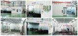 Cabina di spruzzo del riscaldamento della lampada infrarossa e linea di produzione della stazione della preparazione