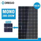 Продукт Morego Mono солнечные/панель 275W-285W с более высокая эффективной