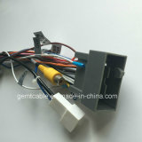 De auto Verbindende Kabel van de Draden van de Uitrusting gelijkstroom van de Bedrading AV Verbindende met Dubbel