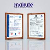 Le gabarit en bois d'outils d'énergie électrique de Makute 600W 65mm a vu