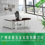 Oficina de madera del nuevo metal/escritorio casero de los muebles con la pintura