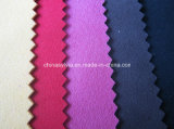 Кожа ткани Microfiber
