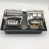zoccolo di potere di alluminio della scrivania di formato 250V del comitato di 260*130mm