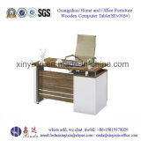 الصين خشبيّة أثاث لازم ميلامين [ستفّ وفّيس دسك] ([مت-2424])