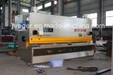 Certificazione idraulica di taglio idraulica del Ce della tagliatrice di /CNC della macchina (QC12k-4*2500 E21s)